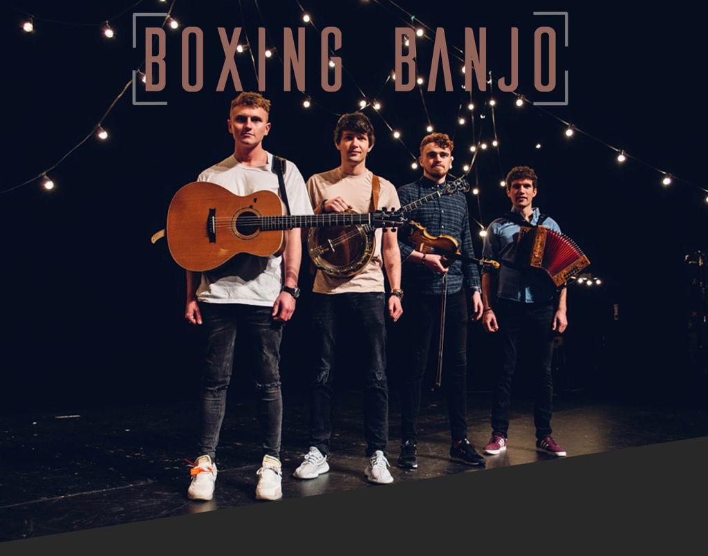 Boxing Banjo op Irish Festival 2021