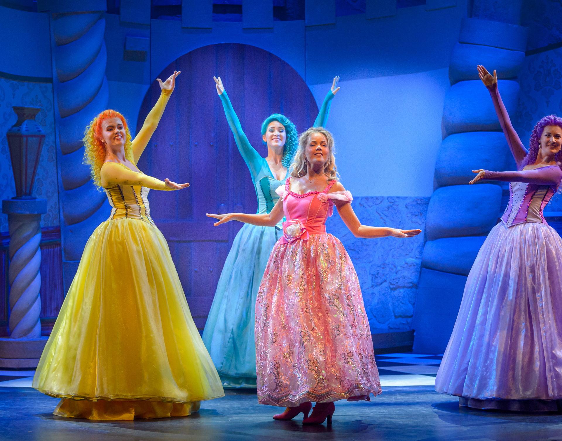 Sita Vermeulen speelt de hoofdrol in Doornroosje de Musical van Van Hoorne Entertainment.