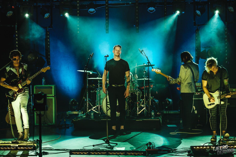 Tjeerd Derkink maakte foto's van het Locked & Live concert van Ten Times A Million
