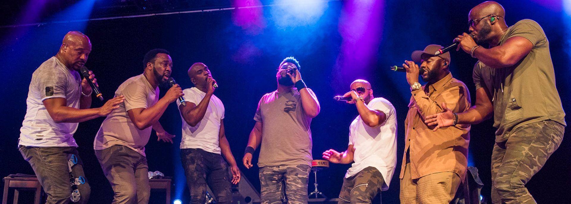 Naturally 7 is een unieke groep die a capella zingen een nieuw leven in heeft geblazen.