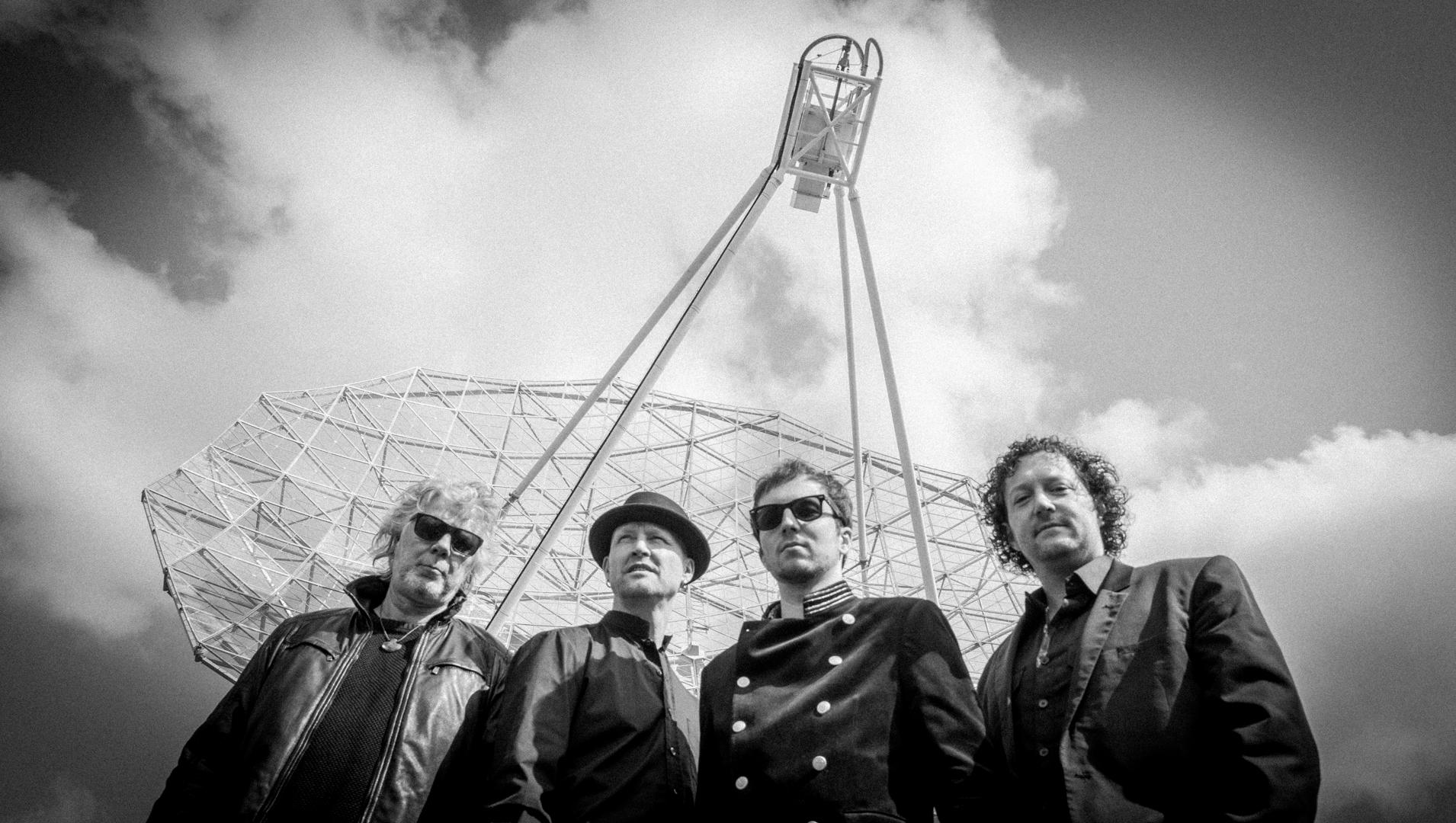 King of the World blues band
