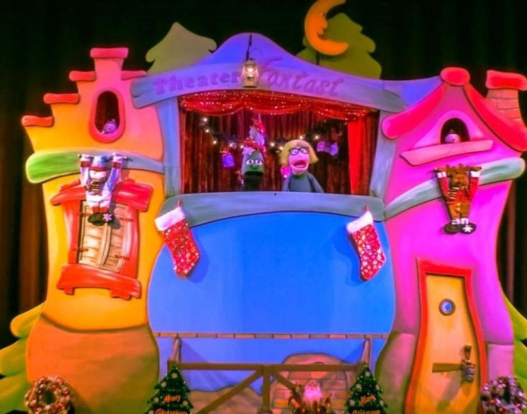 In december 2020 komt de poppenkastvoorstelling Kerstbomen dromen naar De Tamboer!