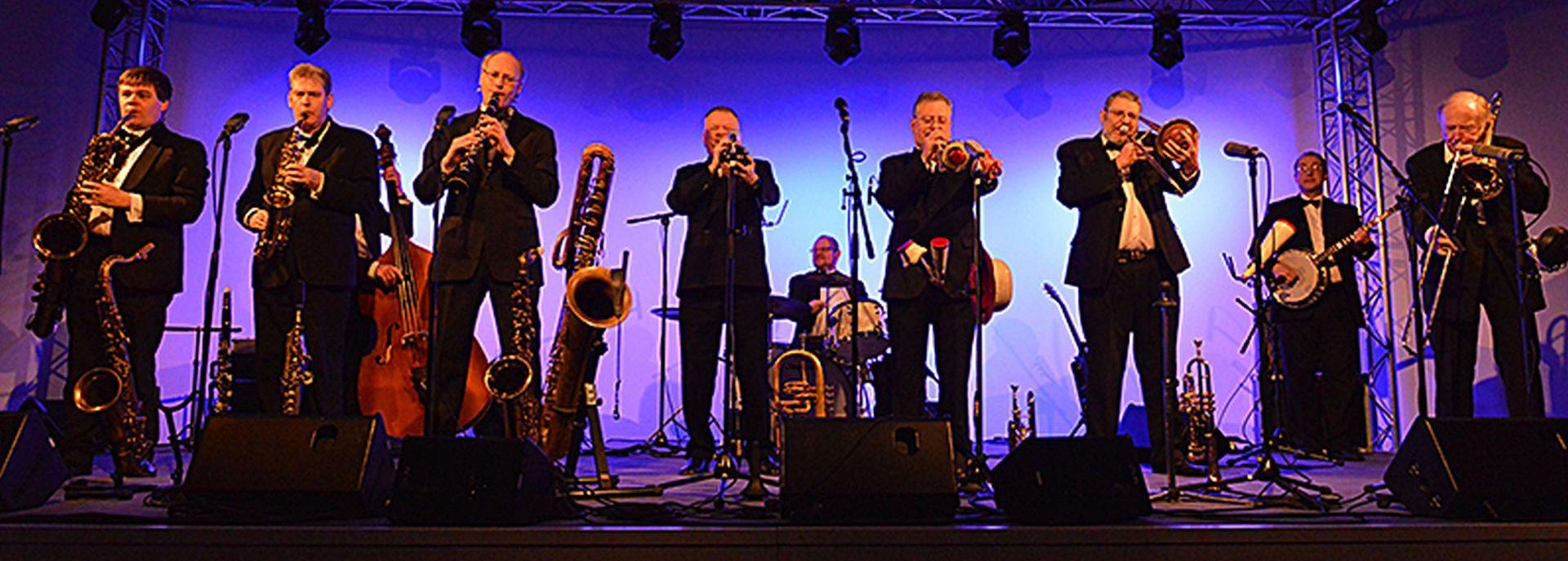 In 2017 stond de Chris Barber Band in De Tamboer