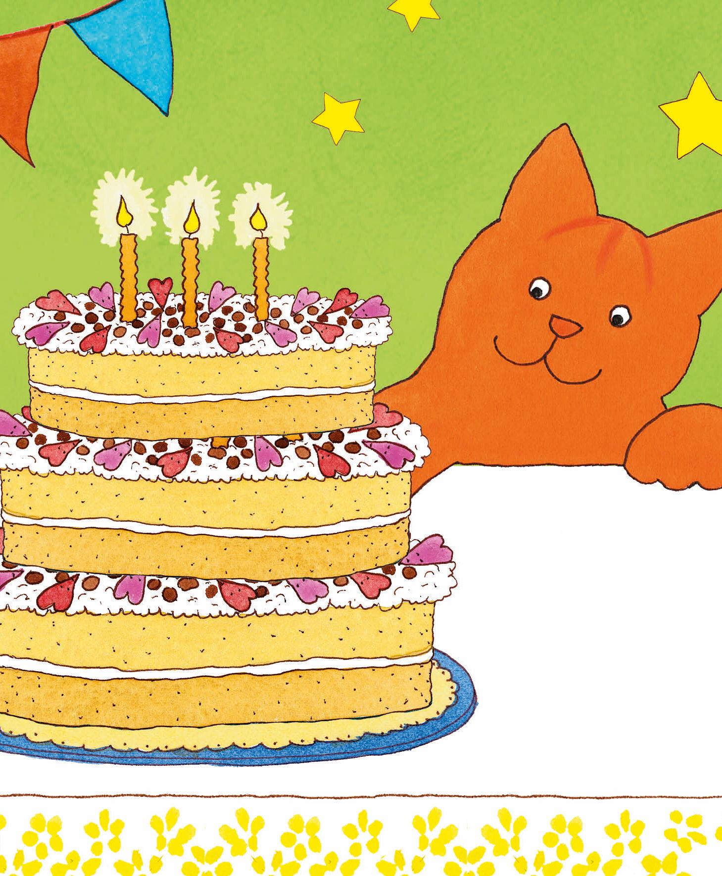 Dikkie Dik is jarig en op tafel staat een enorme taart! Maar voordat zijn vriendjes er zijn heeft Dikkie Dik de taart al opgegeten. Nu moet hij snel zelf een taart bakken, maar gaat dat wel goed? Een sfeervolle en intieme muziekvoorstelling!