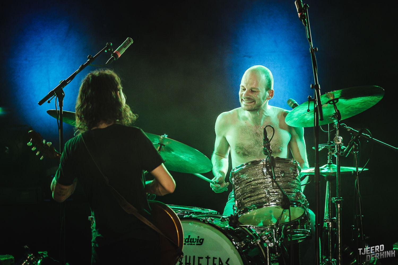 Tjeerd Derkink maakte deze foto's van het Locked & Live concert van Paceshifters