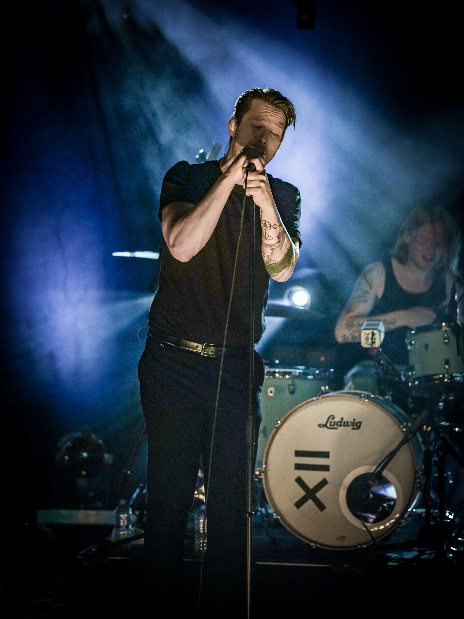 Foto's door Photo Anya van Locked & Live concert Ten Times A Million