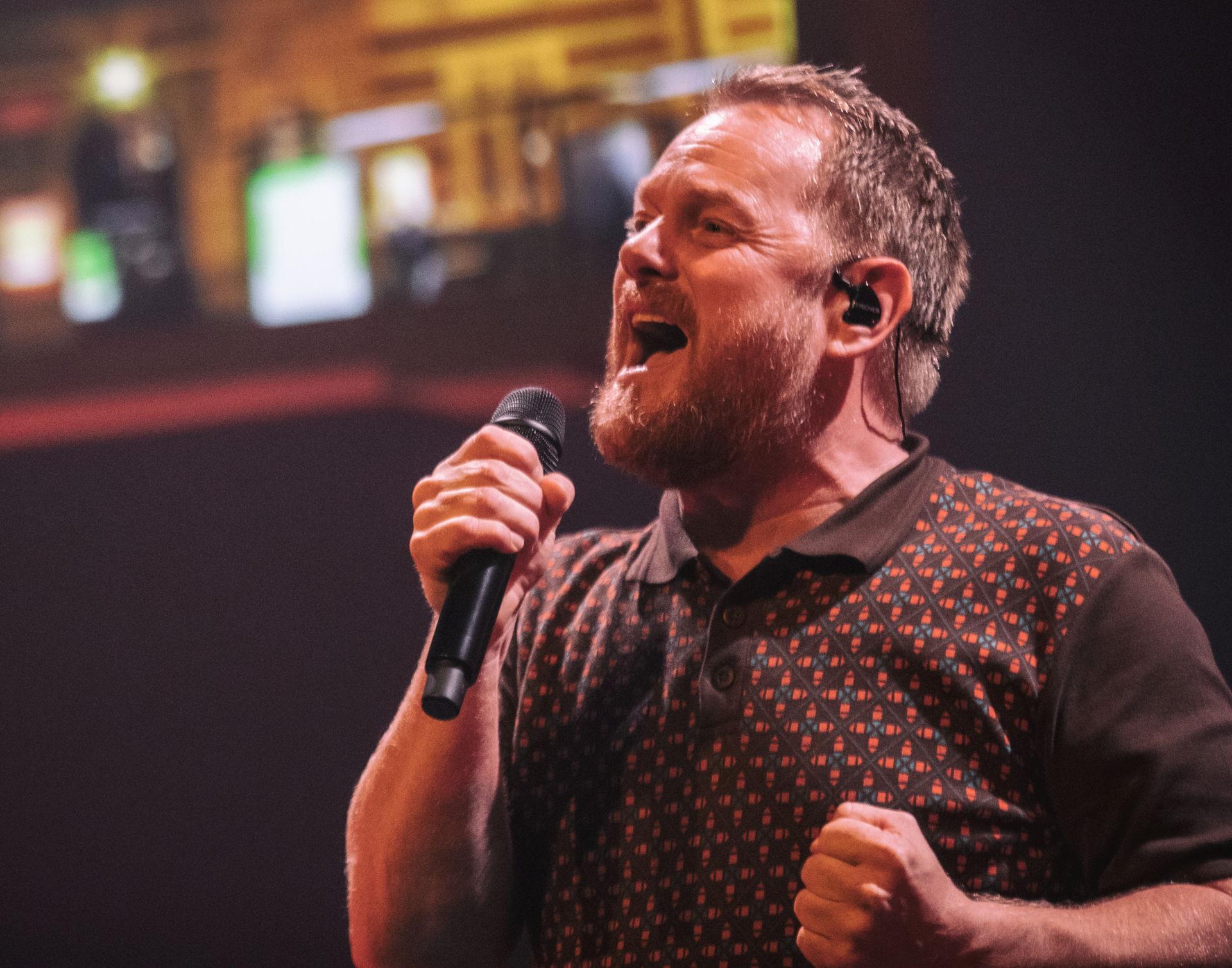 Martijn Fischer zingt Hazes