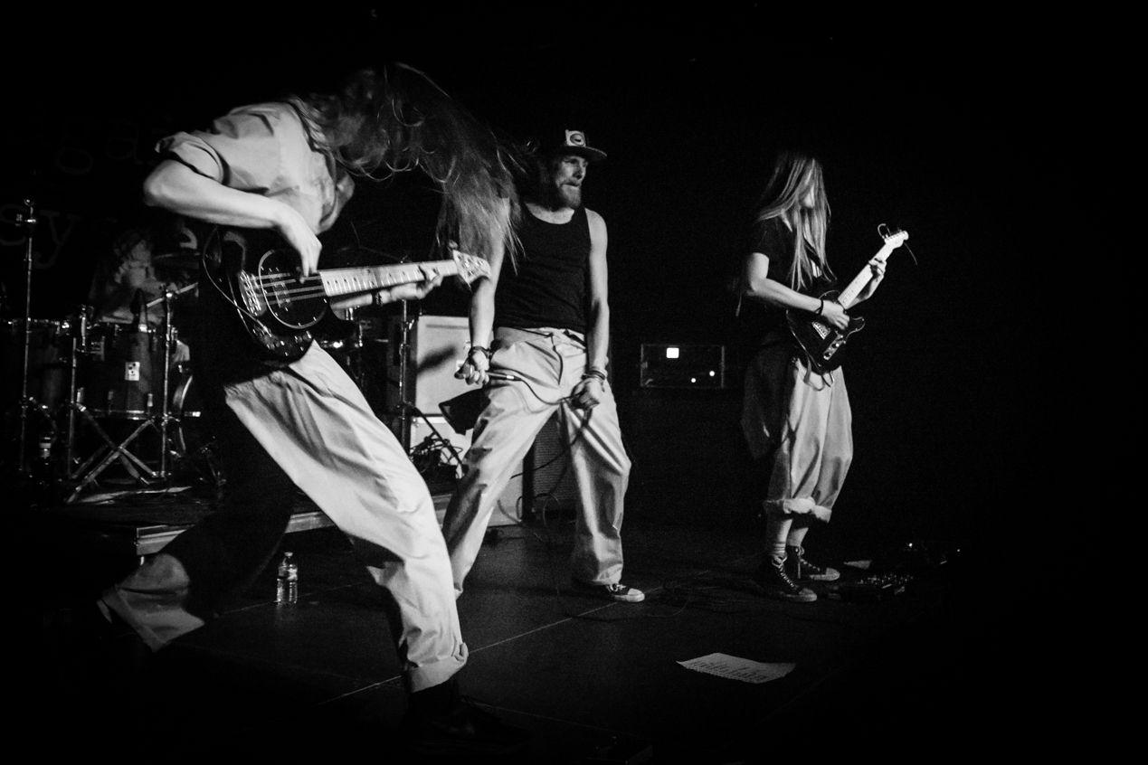 Rage Against The System bracht op 11 januari 2020 in Het Podium een tribute aan Red Hot Chili Peppers. Foto's door Photo Anya