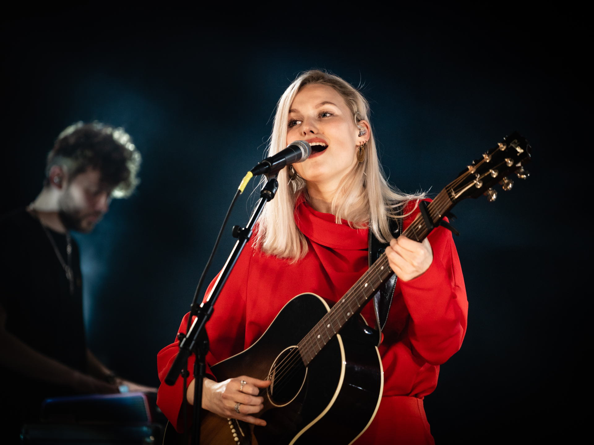 Photo Anya fotografeerde Isa Zwart tijdens de Drenthe Special van Locked & Live op 19 maart 2021