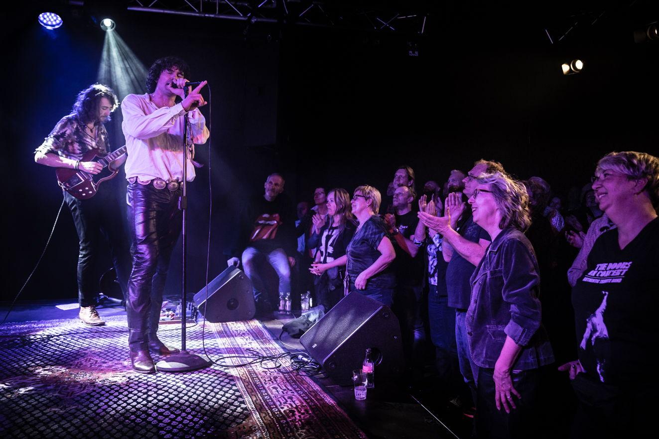The Doors in Concert, 28 februari 2020 in het Podium. Foto's door Photo Anya