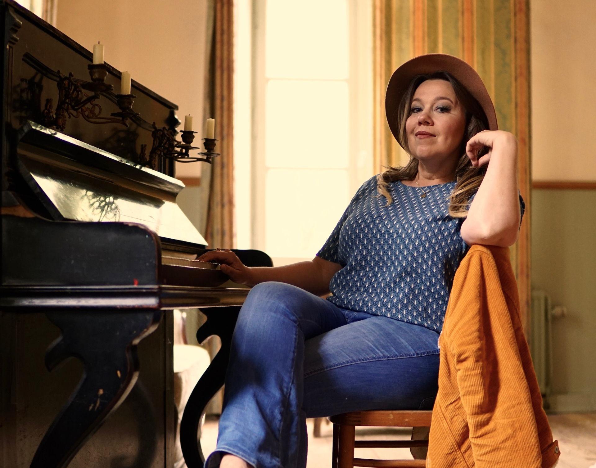 In 2019 stond Esther Groenenberg samen met haar band op het podium van De Tamboer