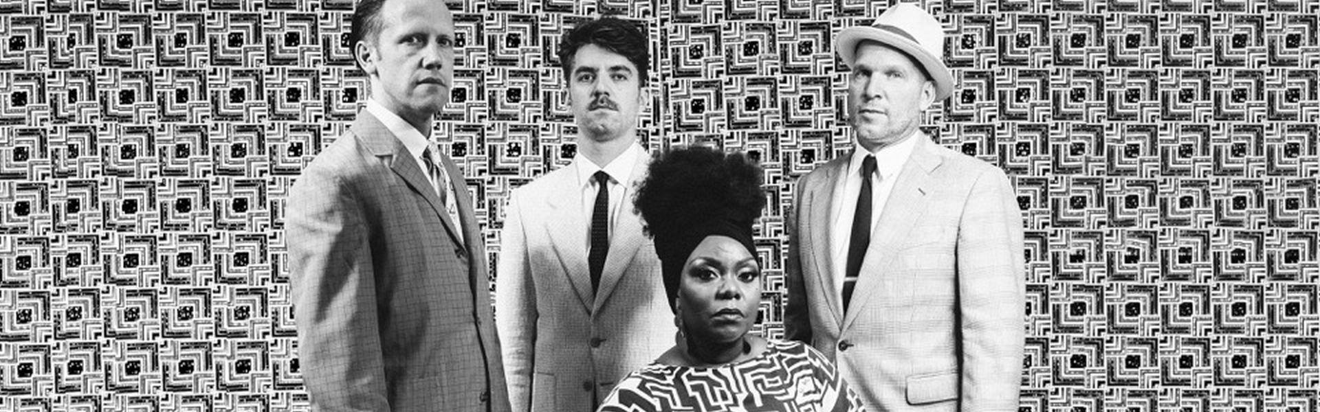 Michelle David & the True-tones door Jonathan Hielkema