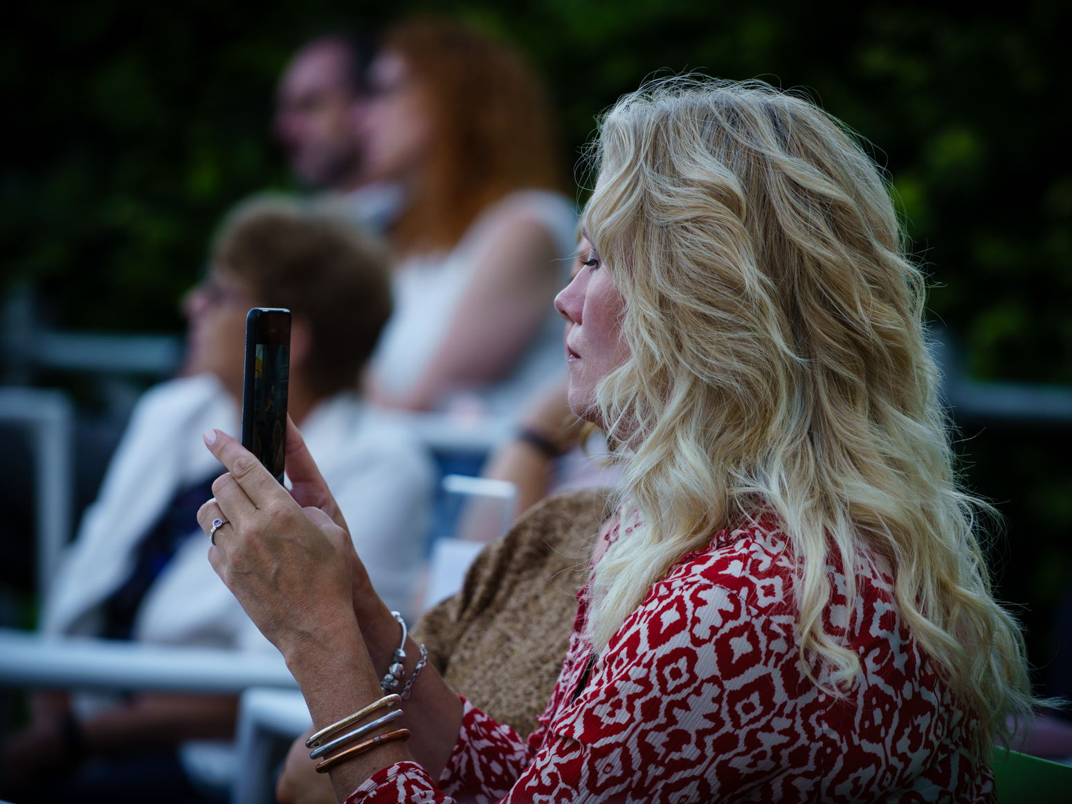 Photo Anya fotografeerde bij het tuinconcert van Frank Boeijen op 17 juli 2021 in Hoogeveen