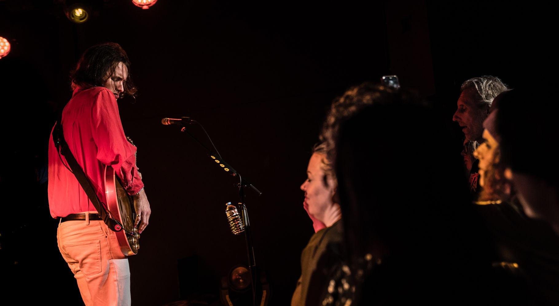 Jett Rebel gaf tijdens de Live Forever Tour twee exclusieve concerten in Het Podium. Foto's door Photo Anya