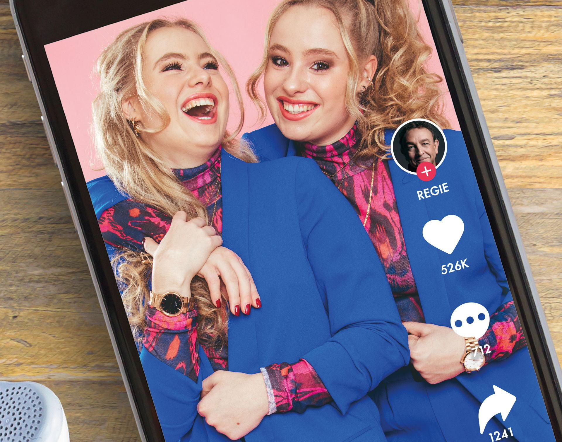 Mylene & Rosanne is een succesvolle tweeling, bekend van Youtube, Tiktok en meer.
