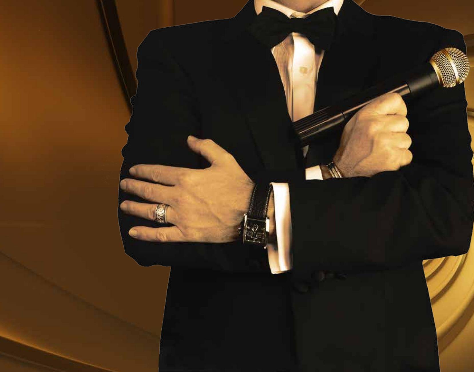 James Bond in concert door het Noordpool Orkest, Ruben Hein en Elske Dewall