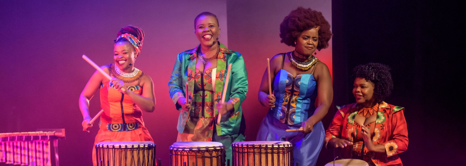 Abafazi stond in 2019 in De Tamboer met Black, Brave & Beautiful