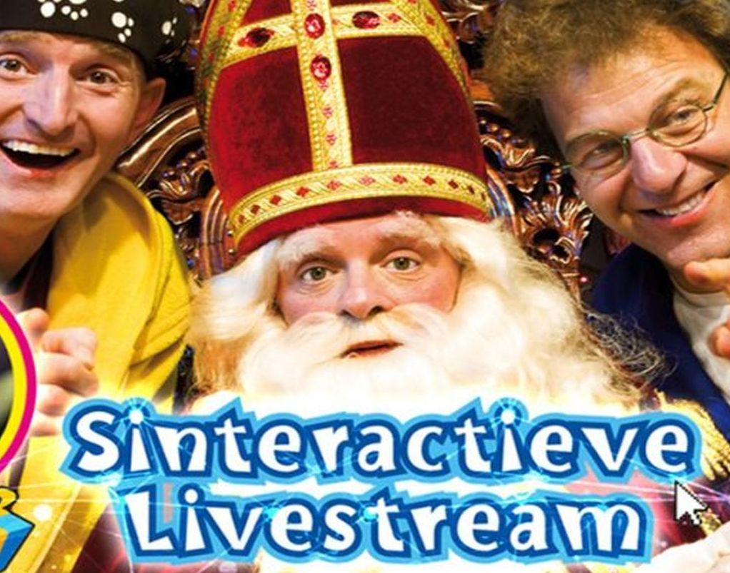 Ernst en Bobbie komen met de sinteractieve livestream!