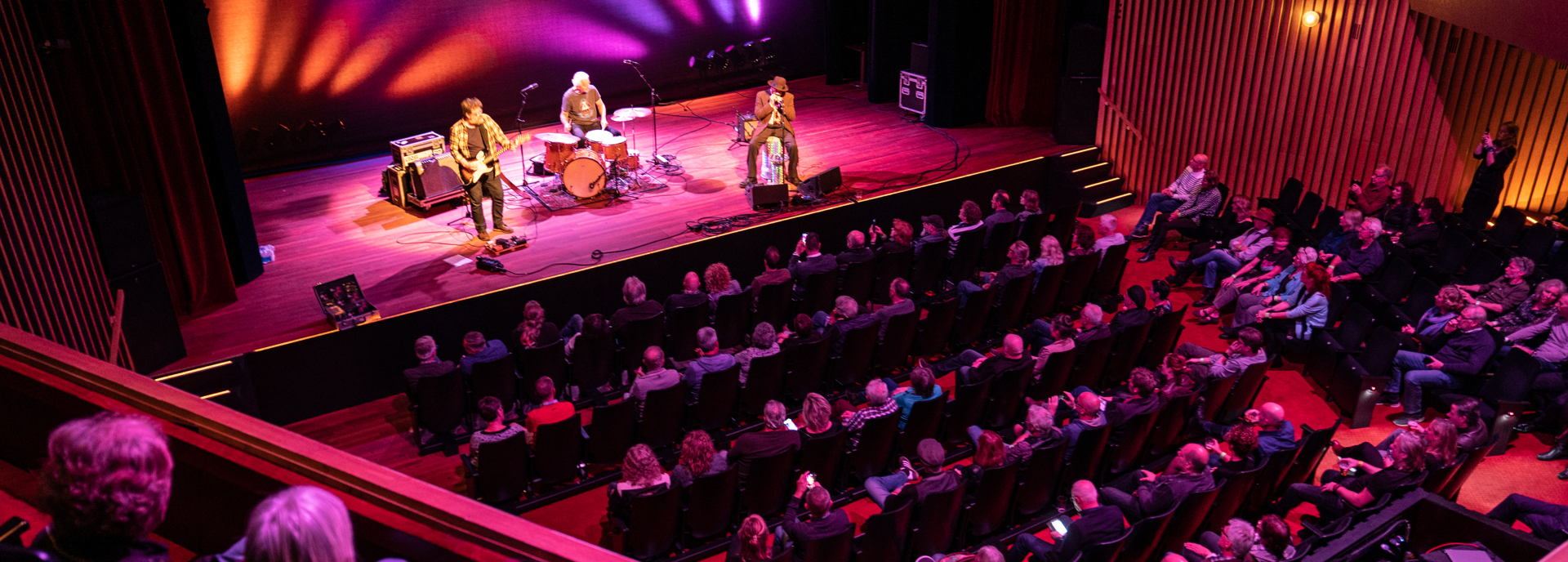 Bluesfestival 2019 in de Passagezaal