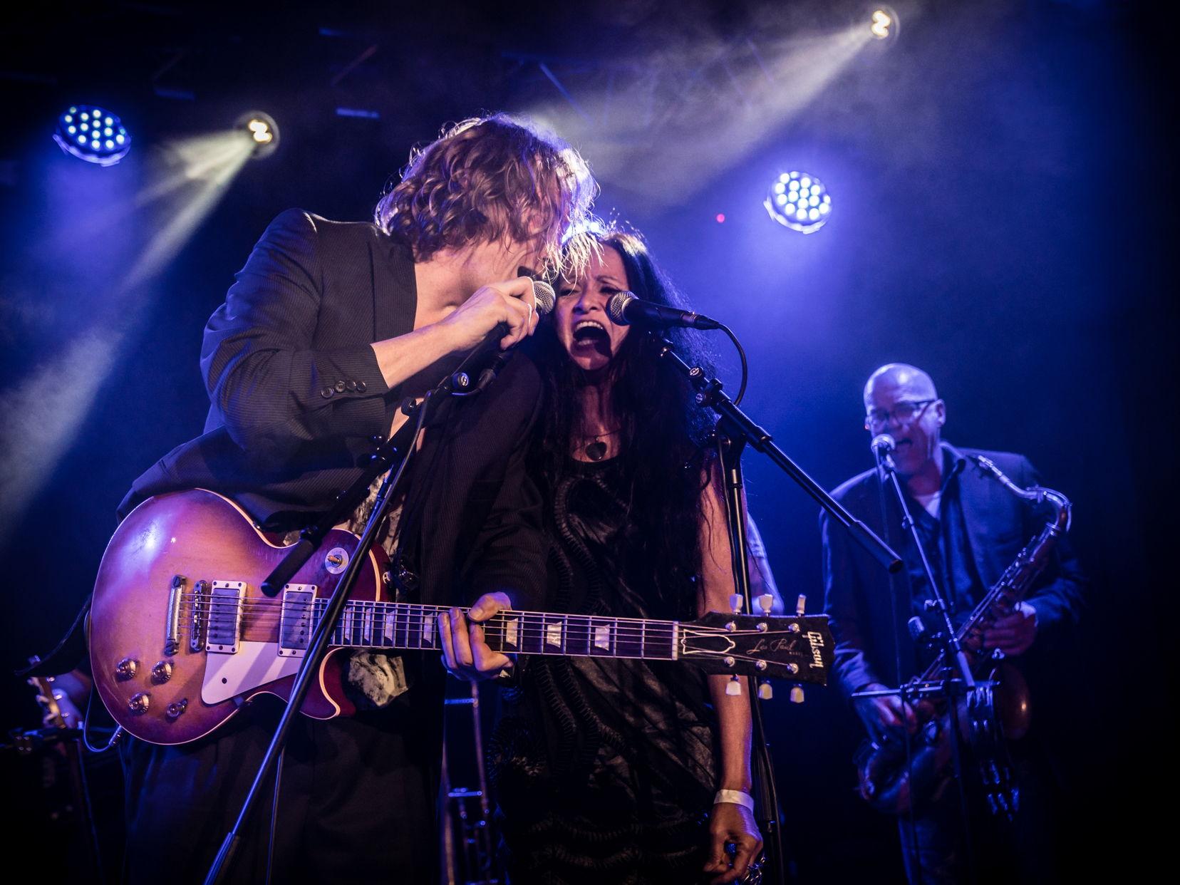 Ralph de Jongh speelde op 1 februari 2020 een concert in Het Podium. Foto's door Photo Anya
