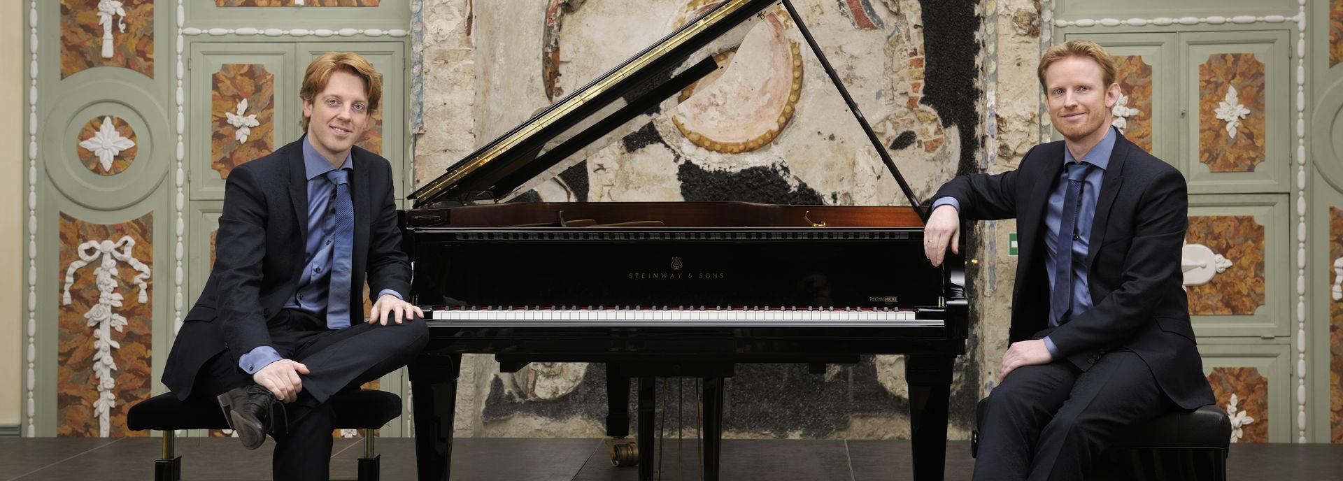 Gebroeders Blaak pianoduo