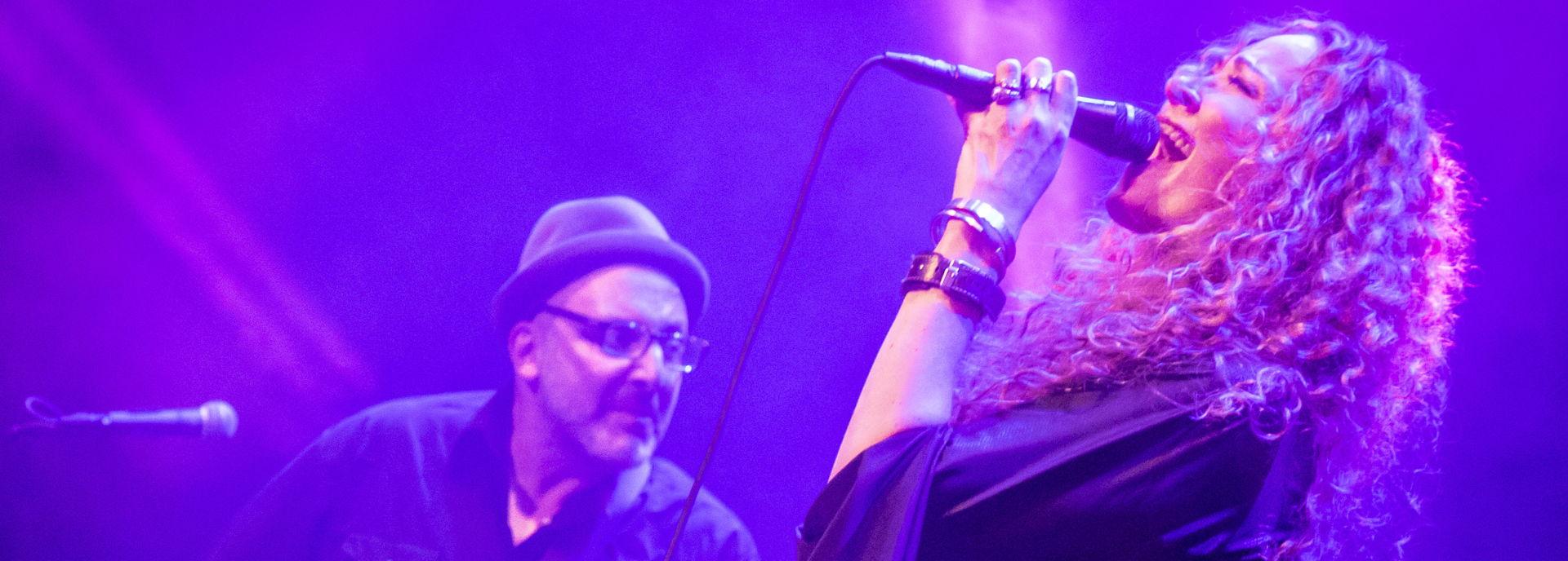 Dana Fuchs op Bluesfestival 2018 in De Tamboer