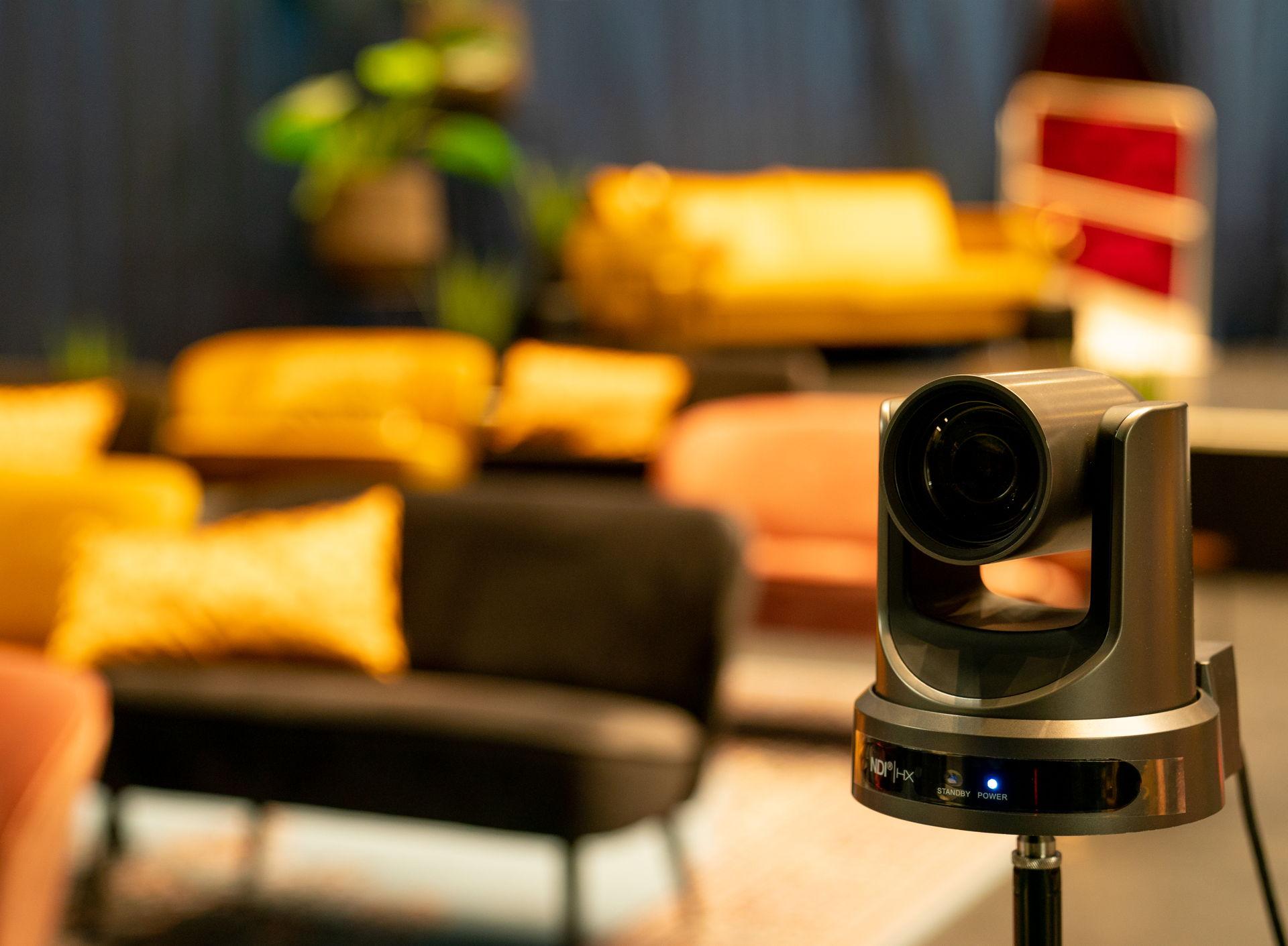 De Tamboer biedt eindeloze mogelijkheden op het gebied van zakelijke livestreams. Van webinar tot personeelsbijeenkomst, van ledenvergadering tot concert en meer.
