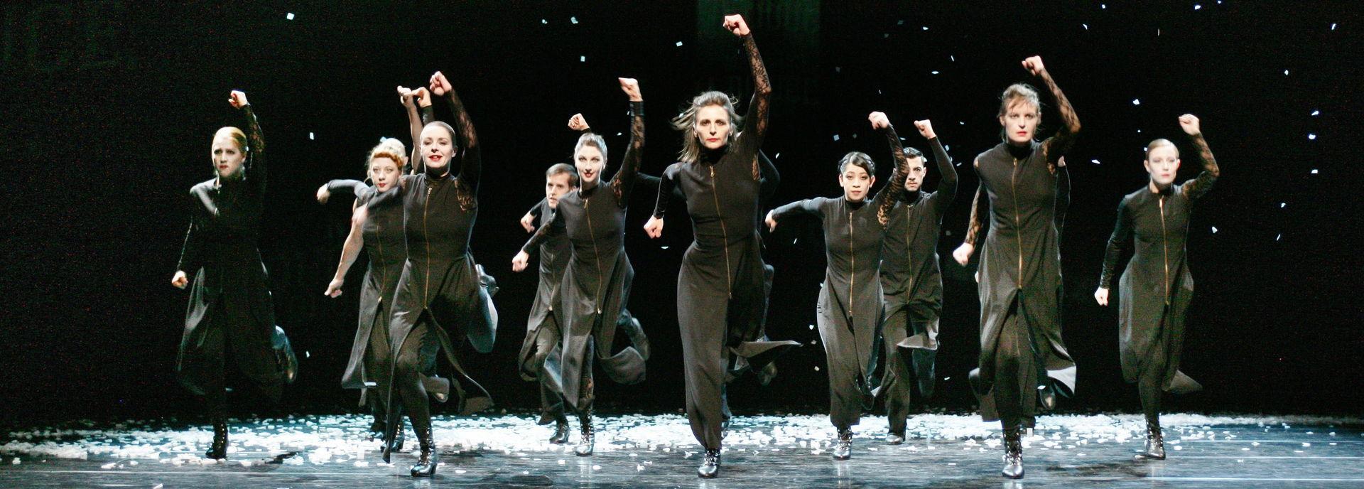 Chat Noir van Scapino Ballet Rotterdam