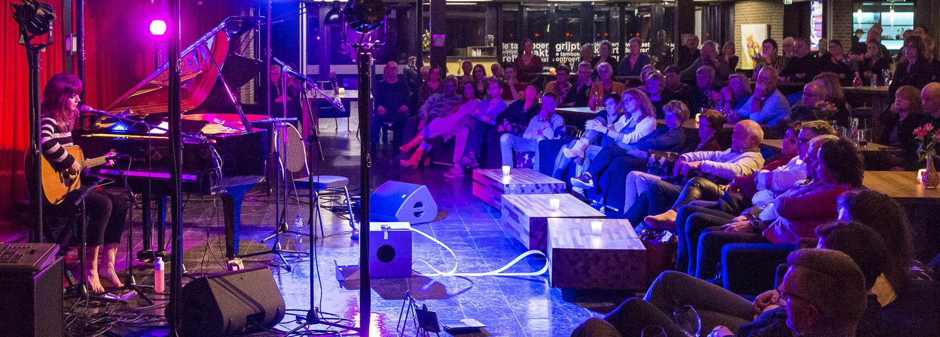 Singer-songwriter Festival in de Forumfoyer
