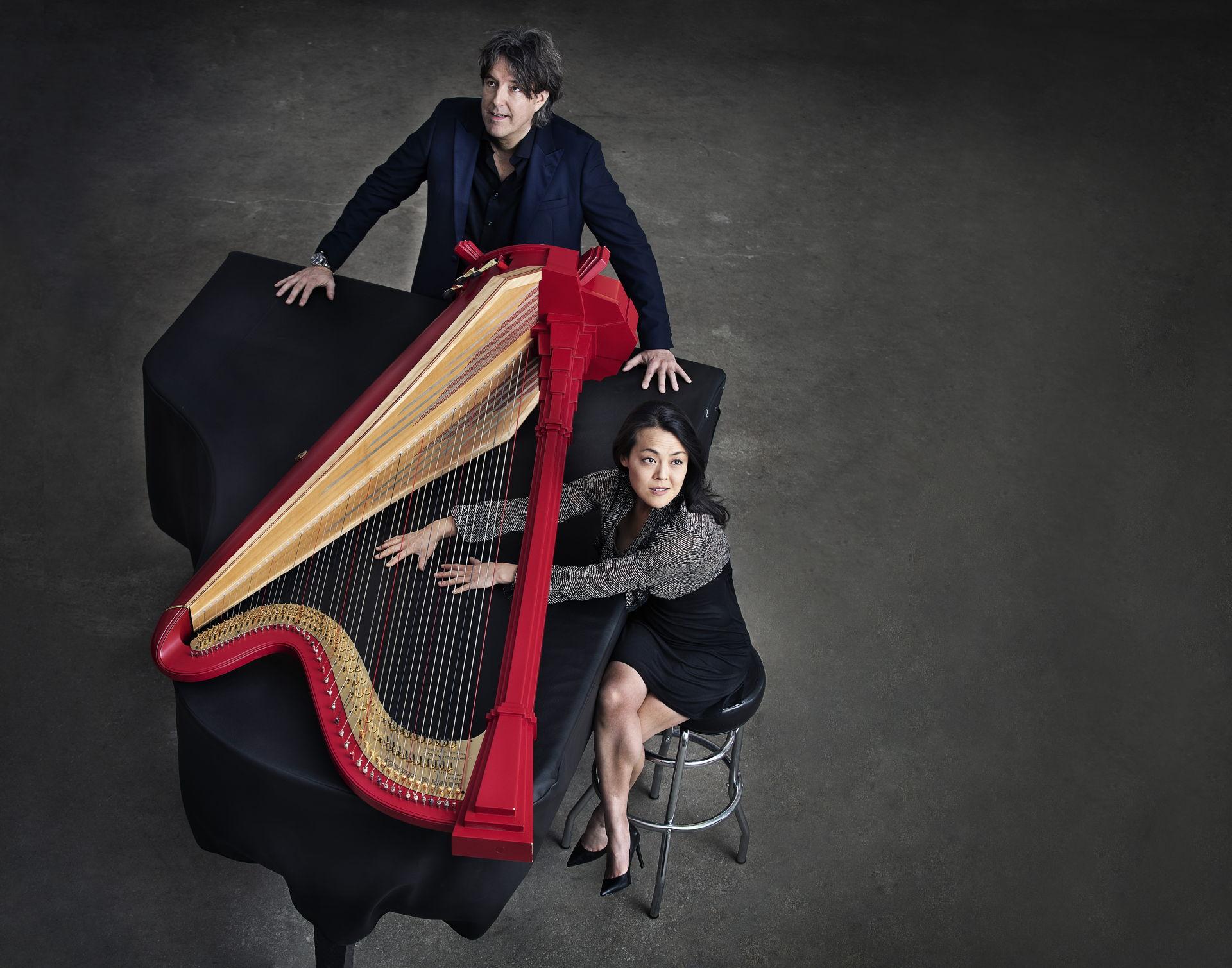 Lavinia Meijer en Michiel Borstlap speelden samen de tournee Ghosts.