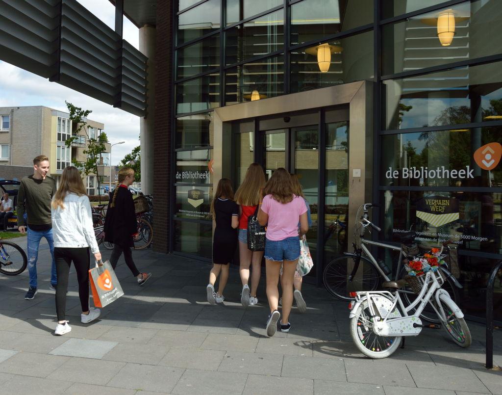 Foto Bibliotheek Hoogeveen
