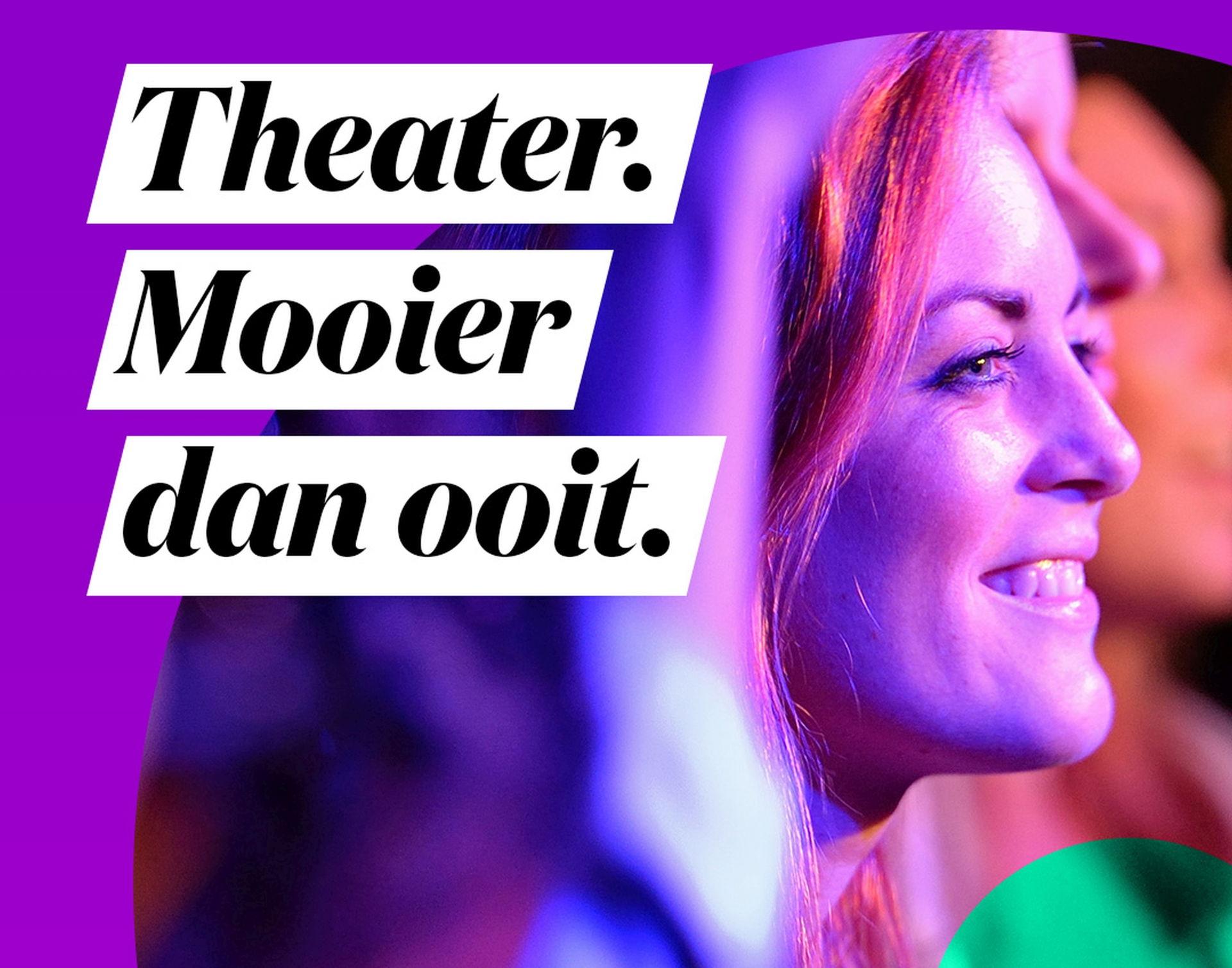Homepage Theater Mooier dan ooit
