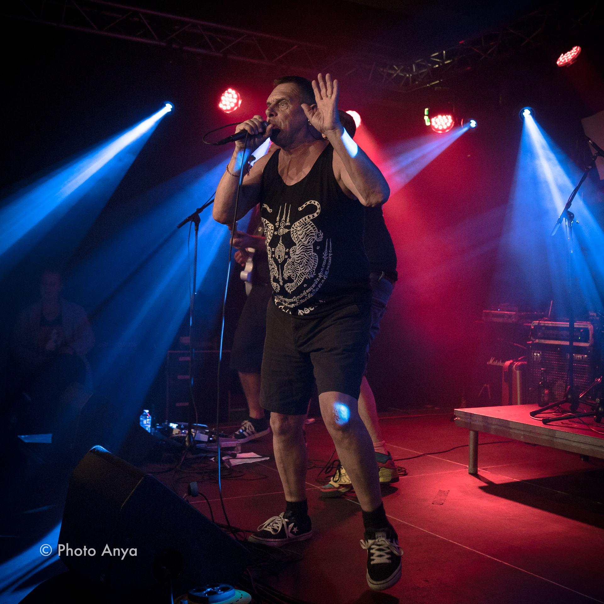 Photo Anya fotografeerde het optreden van Mark Foggo op 26 oktober 2019 in Het Podium