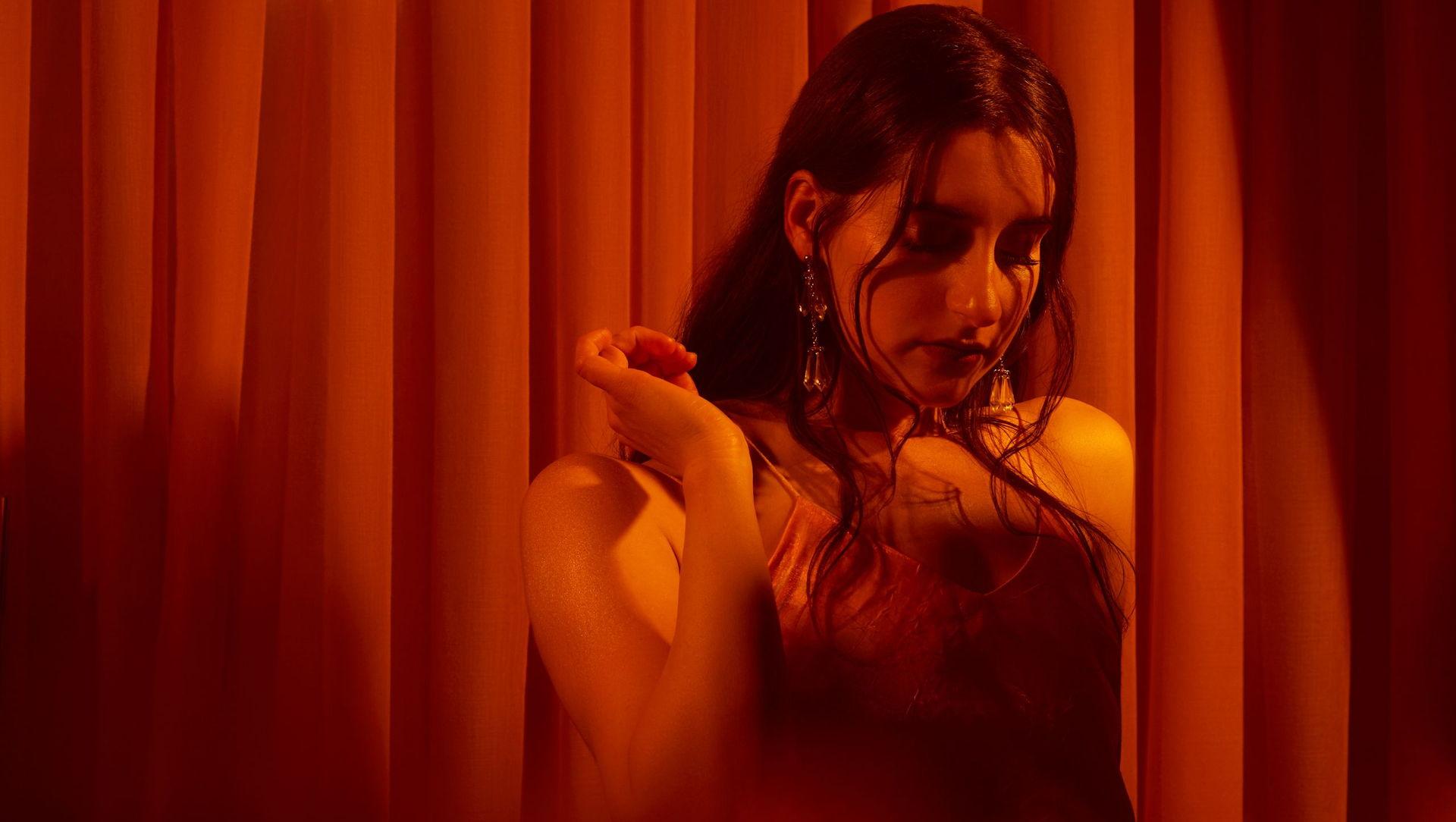 Eefje de Visser met haar nieuwste album Bitterzoet