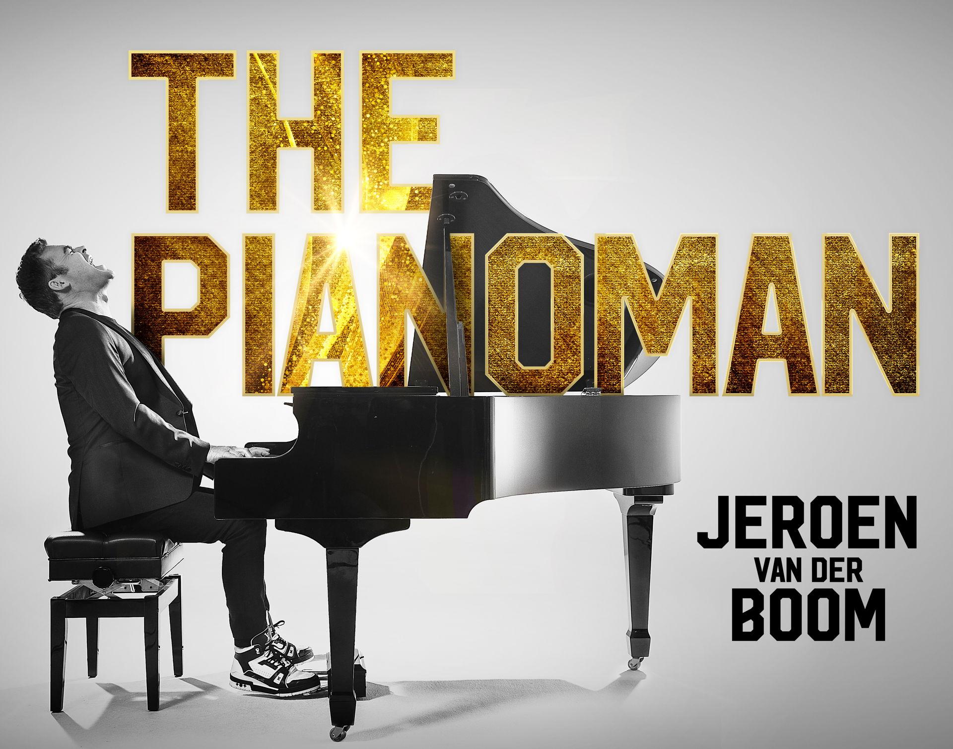 Jeroen van der Boom keert terug in de theaters met een speciale one-man show vol bijzondere en persoonlijke verhalen en alle grote hits uit zijn omvangrijke carrière.