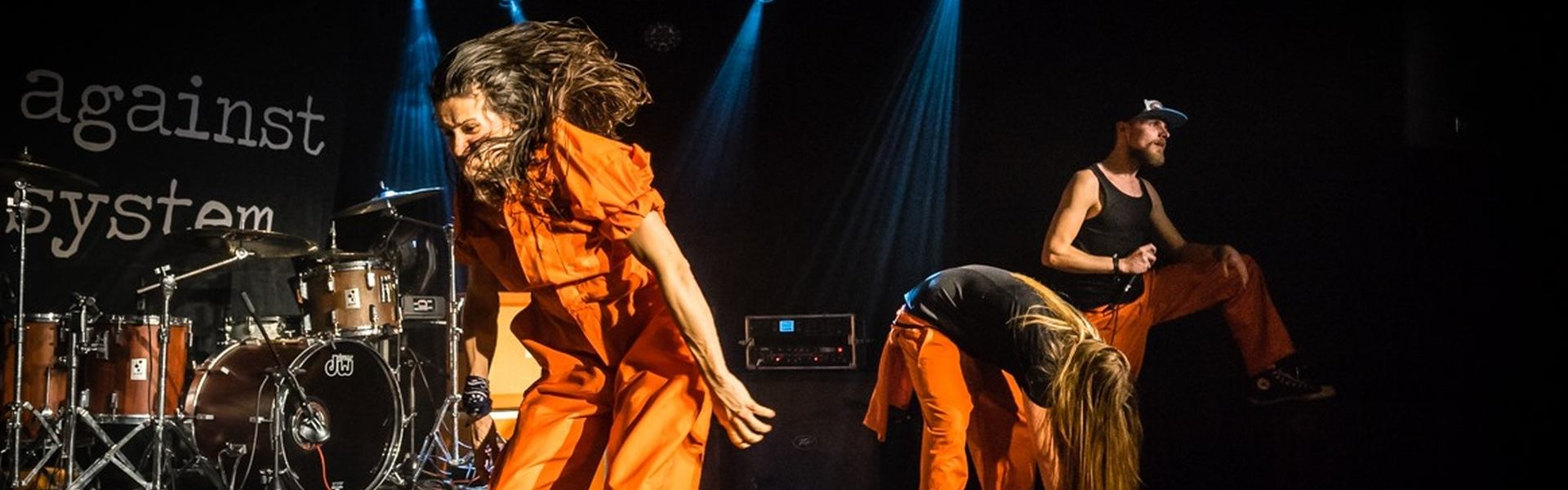 Rage Against The System is een RATM tributeband.