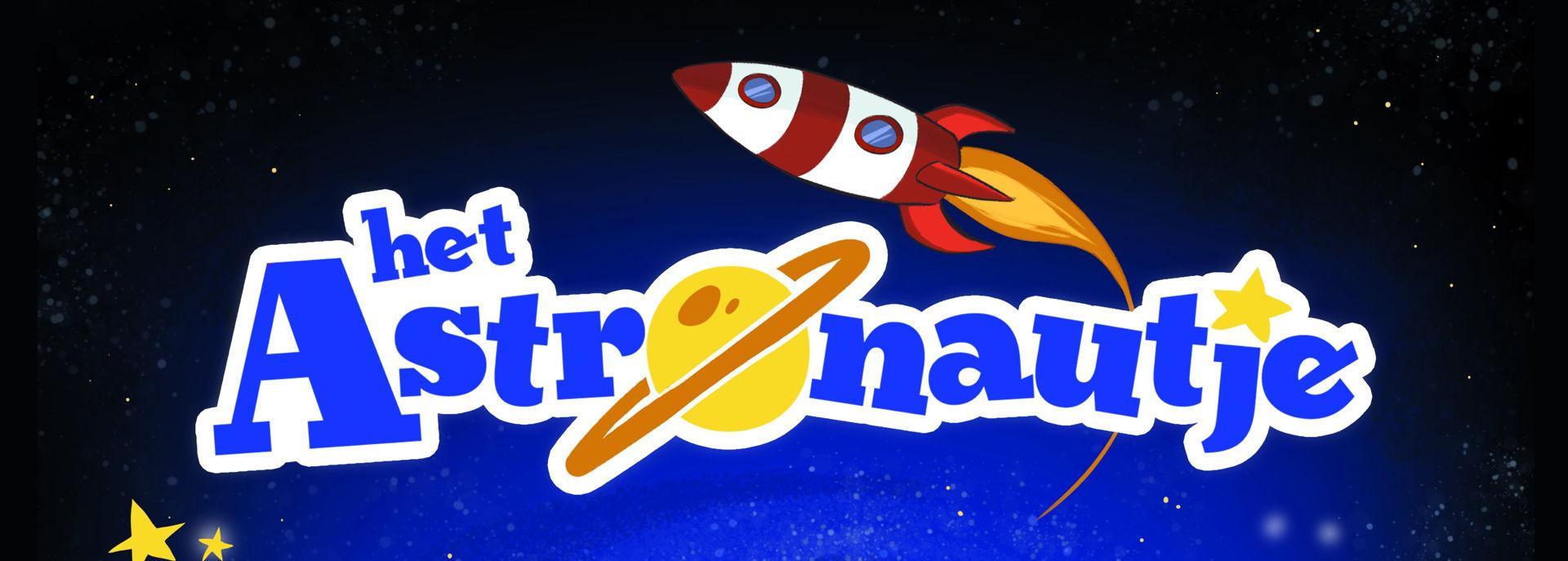 Het astronautje - prentenboekjesfestival - 2021