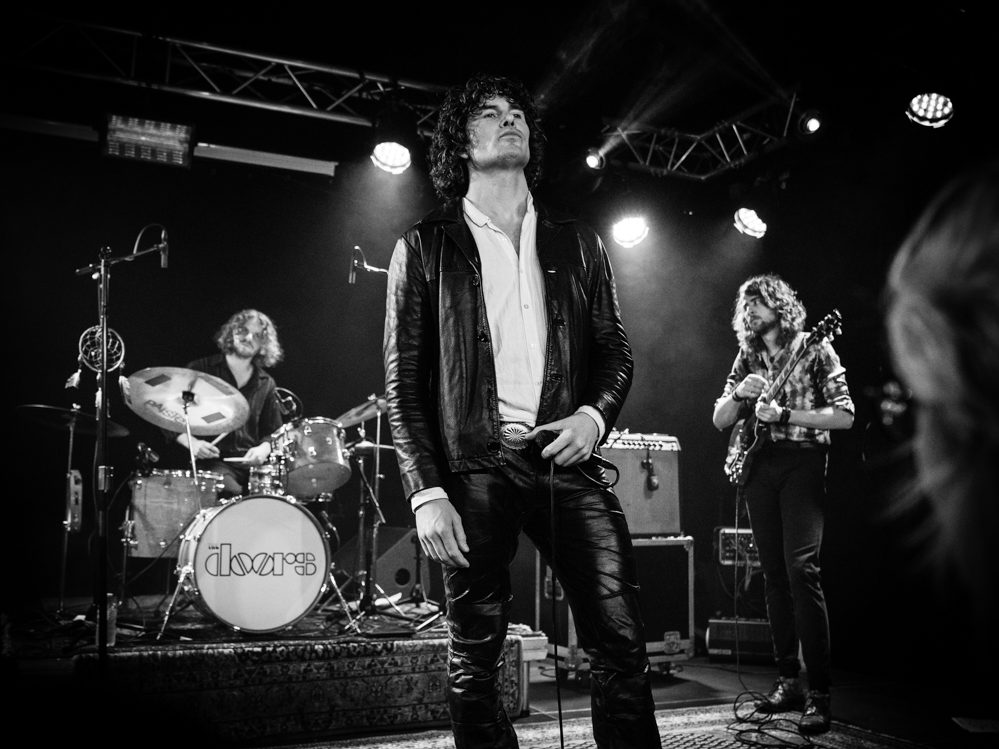 The Doors in Concert, 28 februari 2020 in het Podium. Foto's door Photo Anya