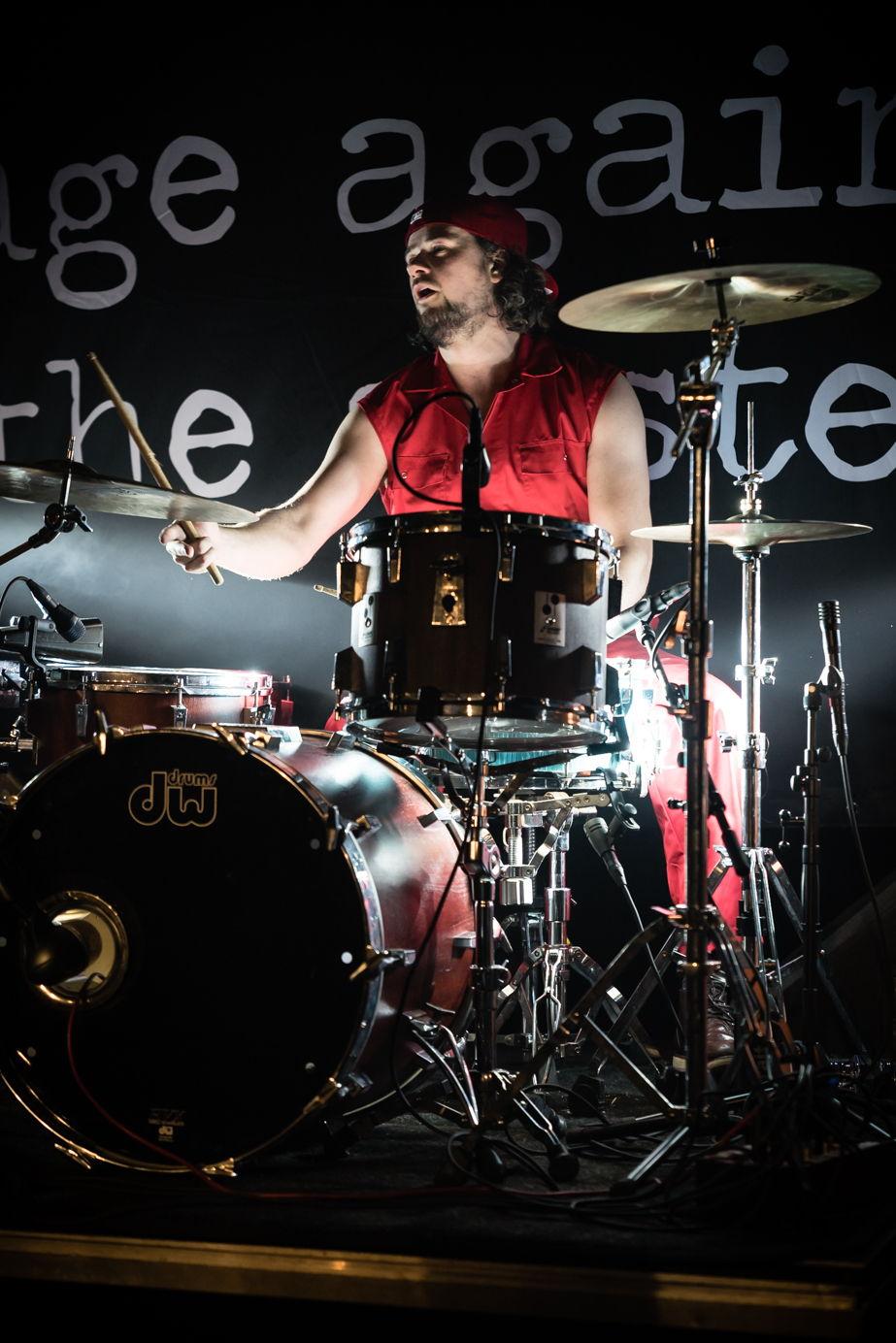 De Peppers is een Red Hot Chili Peppers tribute die op 11 januari 2020 in Het Podium speelde. Foto's door Photo Anya
