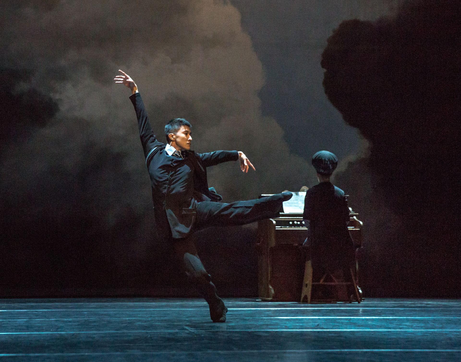 Scapino Ballet Rotterdam Holland