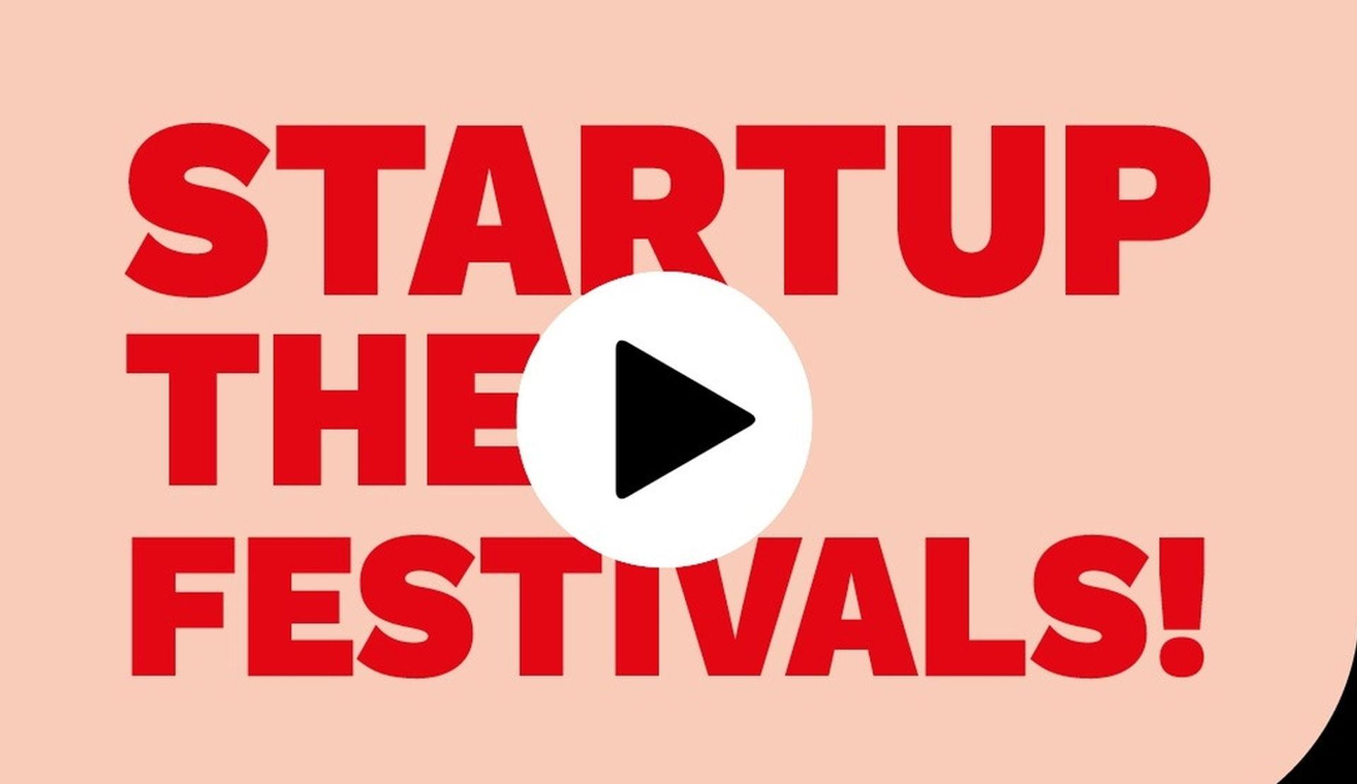 Startup the festivals, Irish en Blues in 2021