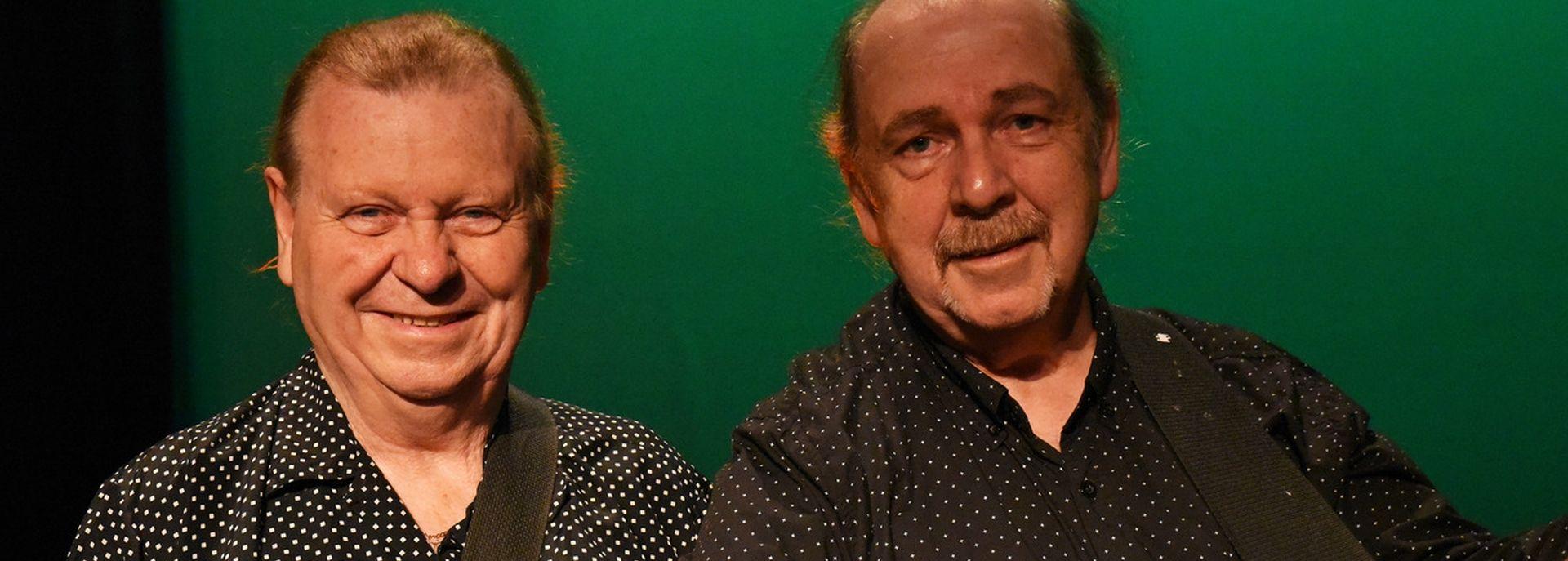 Eddy en George Furey van The Fureys
