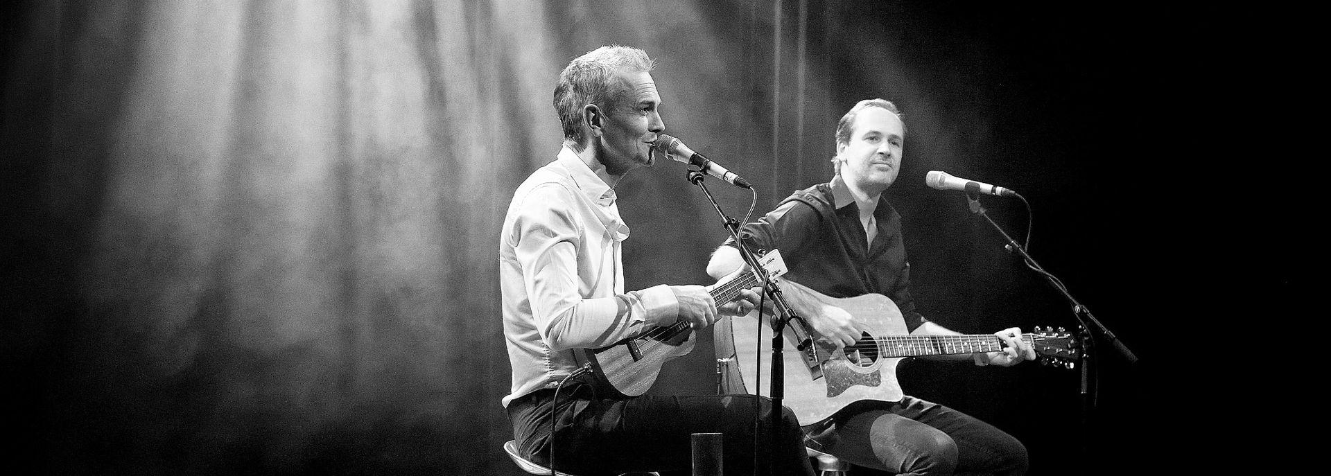 Simon & Garfunkel acoustic